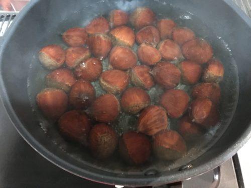 boil-chestnuts