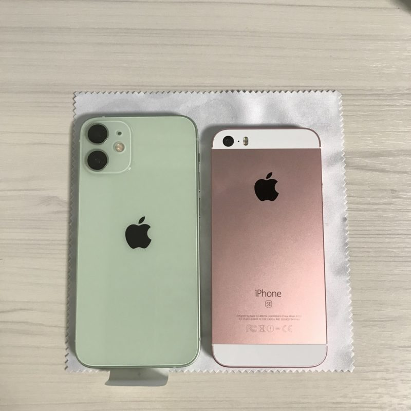 iPhone12mini-and-iPhoneSE