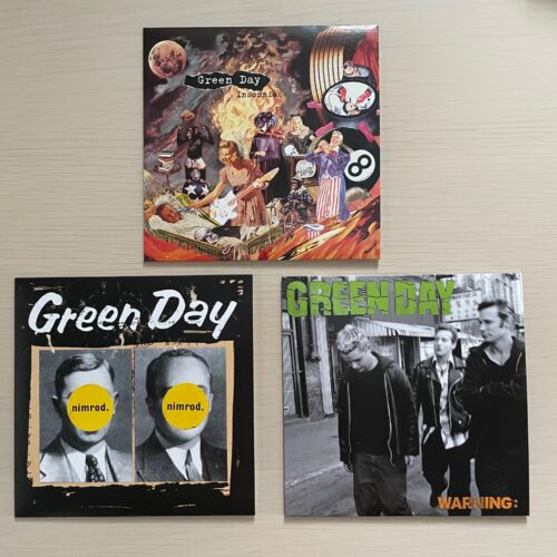 three-albums